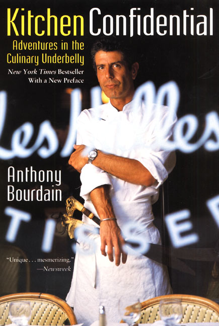 kitchen confidential schedule